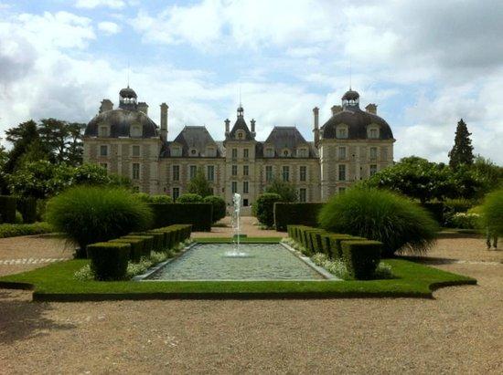 Château de Cheverny : Le Chateau