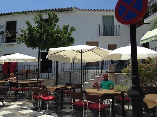 Restaurante La Fuente : cheers