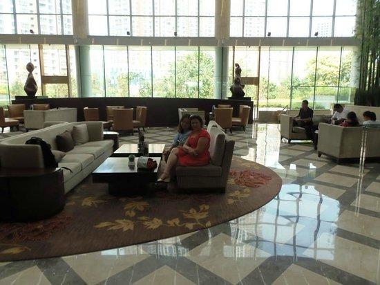 Hilton Nanjing: ESPAÇO DE CONVIVÊNCIA