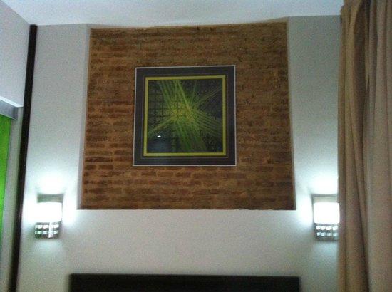 Hotel Dona Lola : FRONTAL DE LA HABITACION