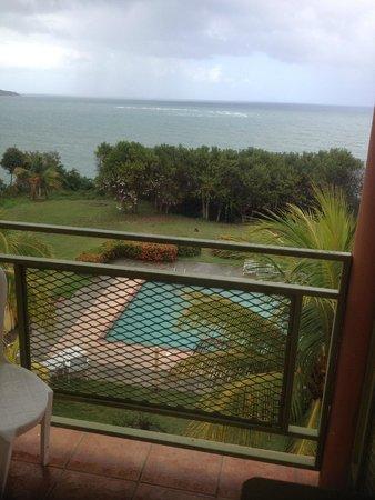 Parador Costa del Mar: Our view