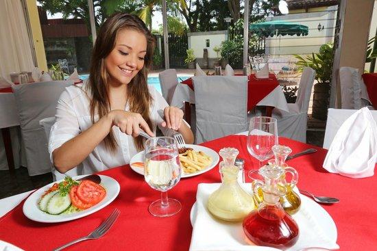 Hotel Estrella: Restaurante Sándigo´s