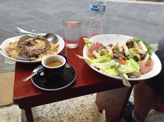 Piadina Caffe: Fantastic Gluten Free Lunch