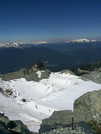 Peak 2 Peak Gondola: View 2