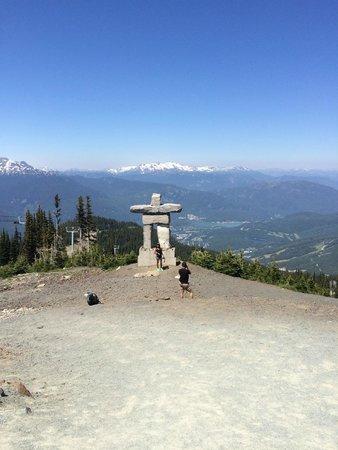 Peak 2 Peak Gondola: View 3