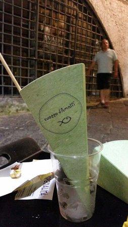 Cuoppo d'Amalfi: Buonissimo