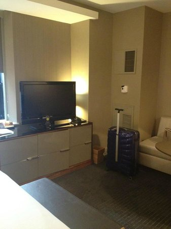 Grand Hyatt New York: Kamer