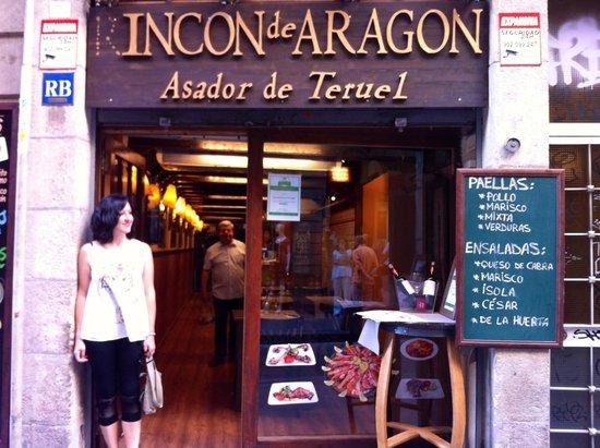 El Rincon Restaurant : Perfect paella