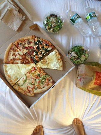 Grand Hyatt New York: Take out
