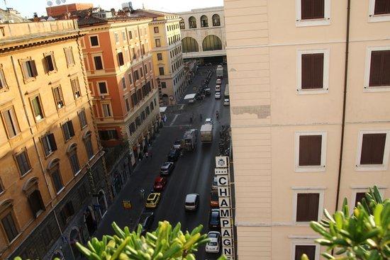 Hotel Palladium Palace: rooftop view