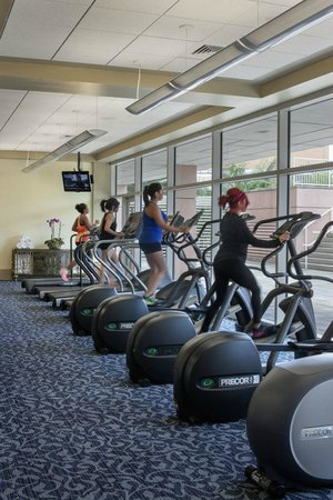 Moody Gardens Hotel Spa & Convention Center: Fitness Center