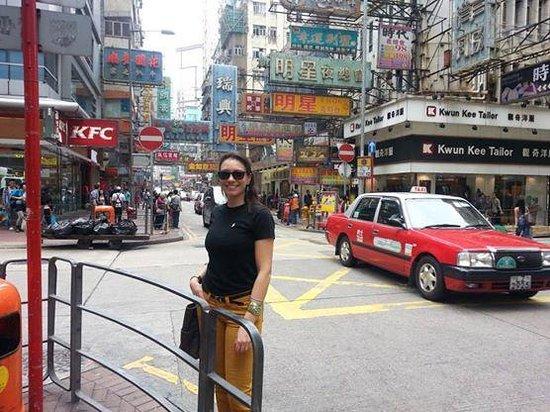 Dorsett Wanchai, Hong Kong: en pleno HK