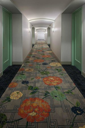 Moody Gardens Hotel Spa & Convention Center: Corridors