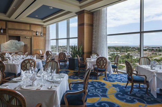 Moody Gardens Hotel Spa & Convention Center : Shearn's Seafood and Prime Steaks