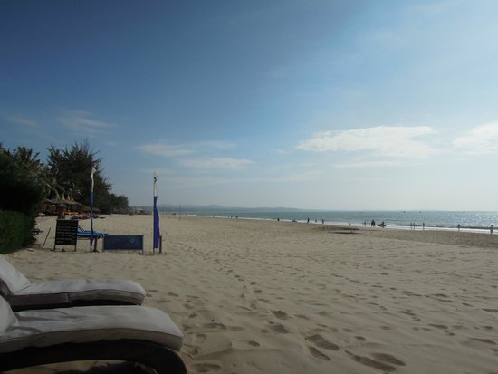 Mia Resort Mui Ne: Stranden