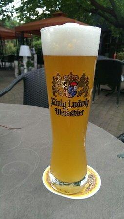 Breilklause: Heerlijk Weizen bier, vers getapt!
