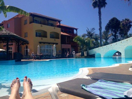Pestana Miramar : lovely pool area