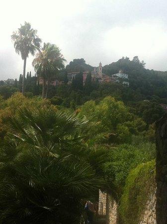 Giardini Botanici Hanbury: Vue générale...