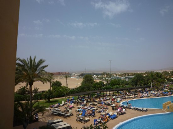 Barcelo Fuerteventura Thalasso Spa : view from the room