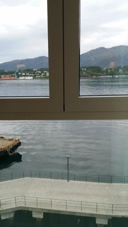Quality Hotel Waterfront Alesund: Gorgeous view from room