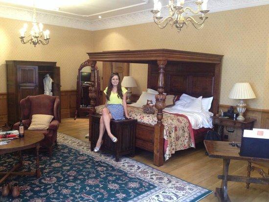 Lainston House Hotel: Hornbeam Suite