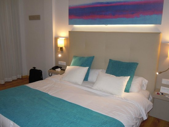 Sensimar Rocador: The bedroom on arrival
