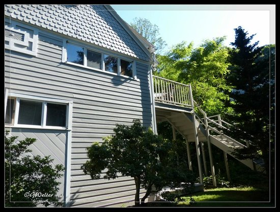 The Copper Beech Inn: Carriage House
