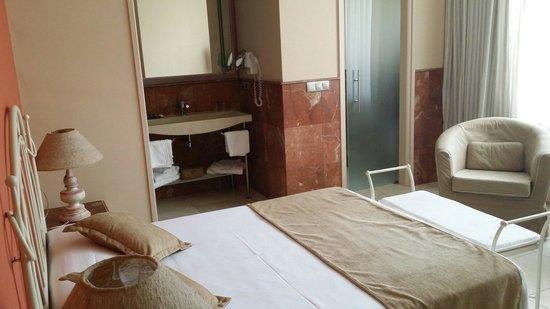 Hotel Ceferino: Camera