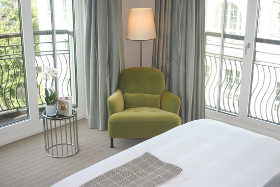 The Charles Hotel: Our Room