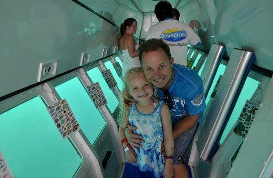 Beach Palace: Submarine Tour