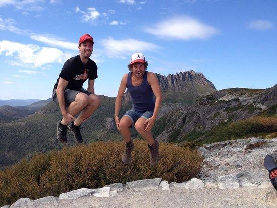 Jump Tours - Day Tours: Jump at Cradle Mountain, Tasmania