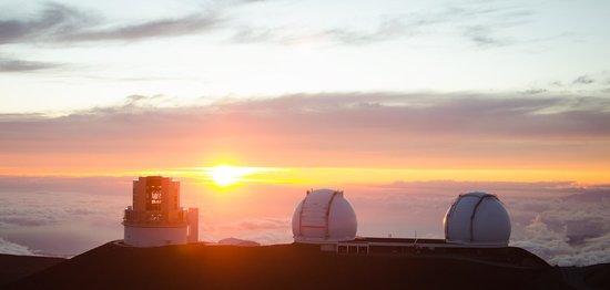 Hawaii Forest and Trail : Mauna Kea sunset
