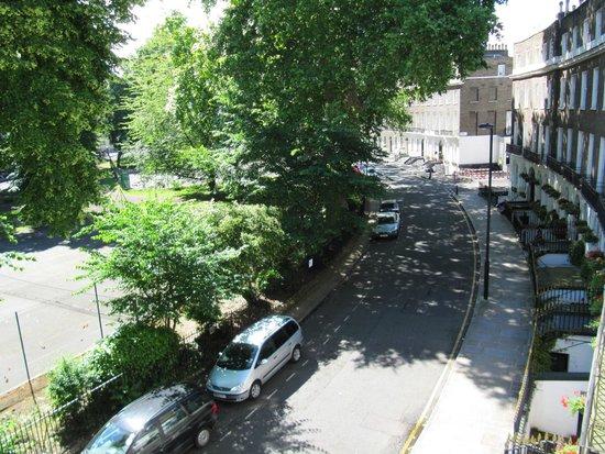 Studios2Let Serviced Apartments - Cartwright Gardens: vista desde la habitacion