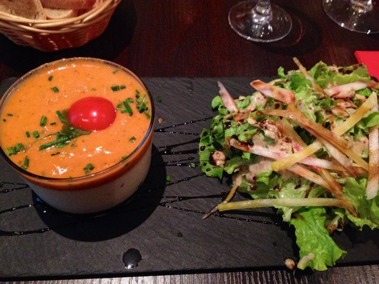 Petit Mignon : Ensalada