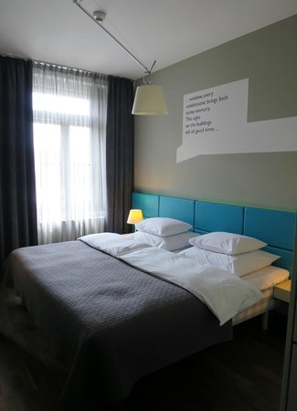 MOODs Boutique Hotel: Comfortable Bed