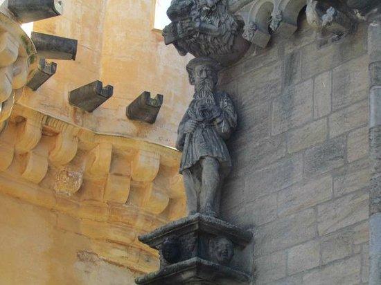 Stirling Castle: james v
