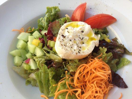 Mayers Bar & Restaurant: Mittagsmenü - Salat