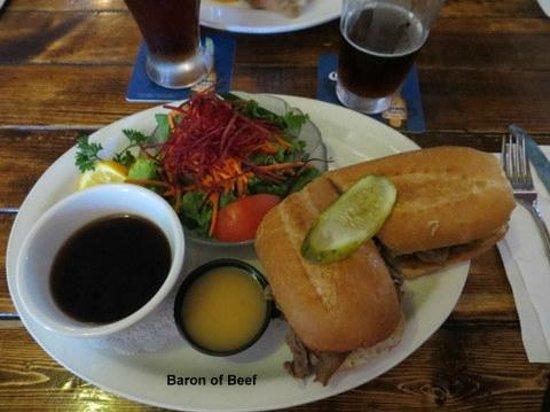 17 Mile House: Baron of Beef