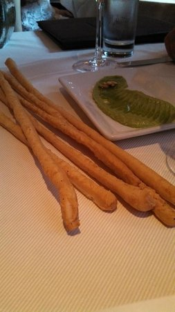 Scampo: Breadsticks