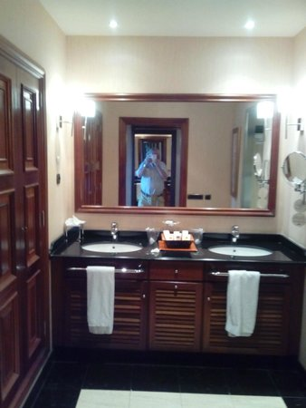Gran Hotel Elba Estepona & Thalasso Spa: Bathroom 1