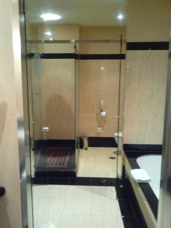 Gran Hotel Elba Estepona & Thalasso Spa: Bathroom 2