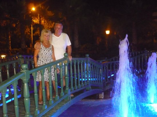Grand Okan: CHRIS AND JEN,   ALANYA  PARK