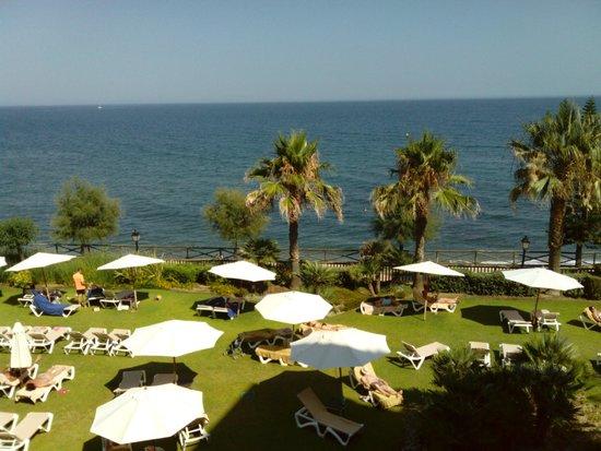 Gran Hotel Elba Estepona & Thalasso Spa: Gardens