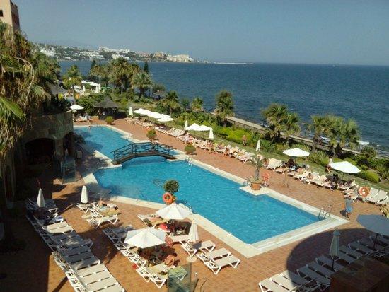 Gran Hotel Elba Estepona & Thalasso Spa: Pool area