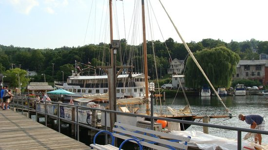 Watkins Glen State Park: Take a lake cruise on Seneca Lake