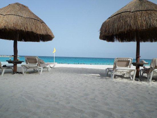Krystal Cancun : descanso y relajacion