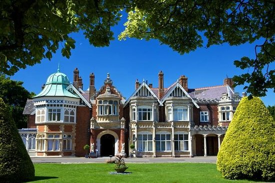 The Mansion at Bletchley Park (©shaunarmstrong/mubsta.com)