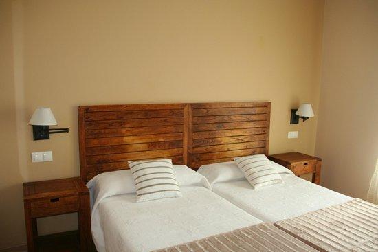 Hotel Balcon de San Bartolo: habitación