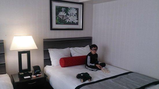 The Bristol Hotel : OK room
