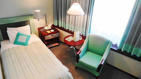 Okura Act City Hotel Hamamatsu: 部屋